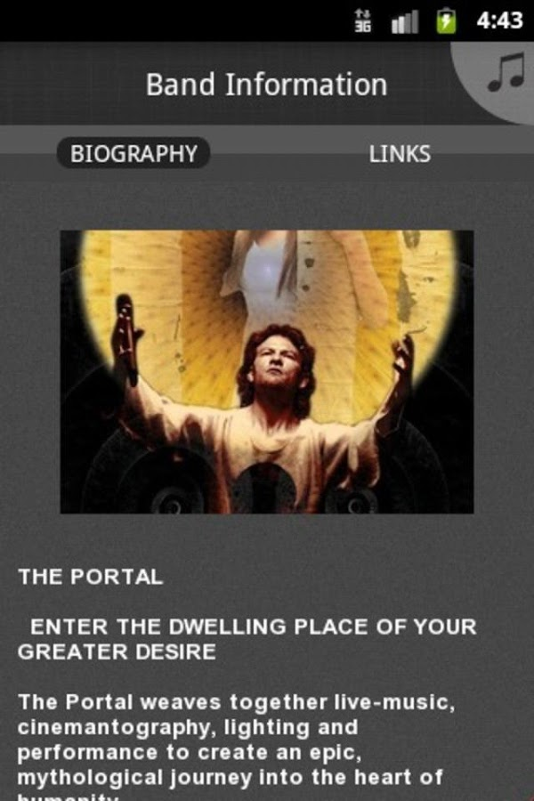 The Portal - screenshot