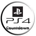 PS4 Countdown Widget icon