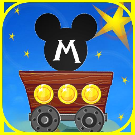 Mickey Trolley 2015 冒險 App LOGO-硬是要APP