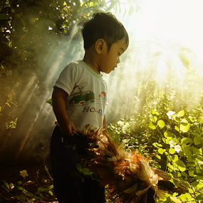 by Lalu Agus Suhardiman - Babies & Children Toddlers