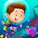 Explorium: Ocean For Kids icon