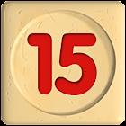 经典 15拼图 icon