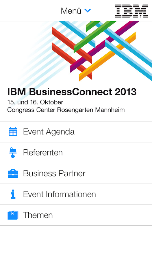 IBM BC 2013 - screenshot