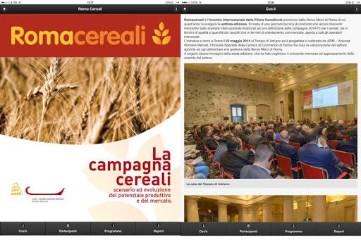 【免費健康App】Roma Cereali-APP點子