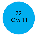 Z2 - CM 11/MAHDI WHITE THEME icon