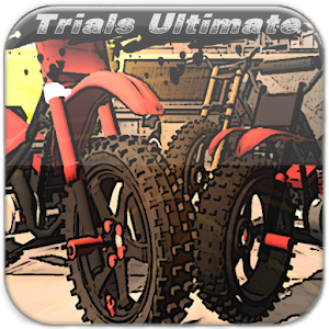 Trials Ultimate 3D HD v1.0.4 [.apk + sdfiles] [Android]
