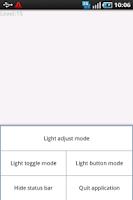 Screenshot of Galaxy Light