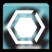 App NEXT BLUE FREE CM-11.0 Theme apk for kindle fire