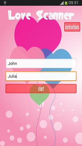 【免費娛樂App】Love Scanner-APP點子
