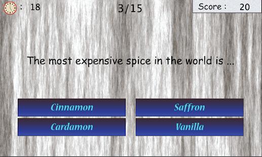 玩免費解謎APP|下載Food Quiz app不用錢|硬是要APP