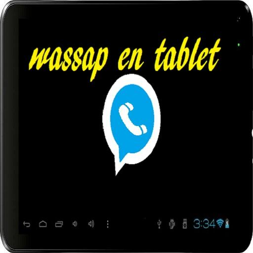 wassap en tablet android