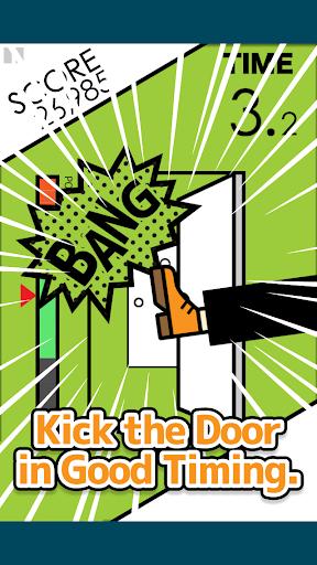 【免費動作App】KICK THE DOOR-APP點子