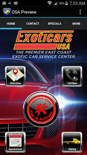 Exoticars USA