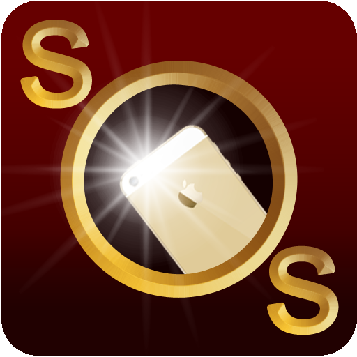 SOS非常灯(懐中電灯)