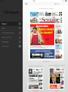 La Semaine- screenshot thumbnail