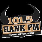 101.5 Hank FM icon