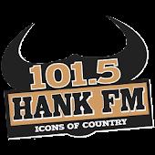 101.5 Hank FM