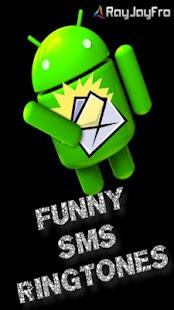 Funny SMS Ringtones - screenshot thumbnail