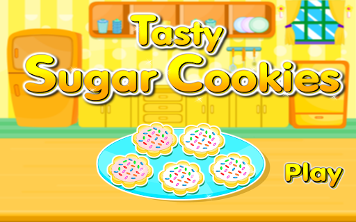 Tasty Cookies Cooking Games