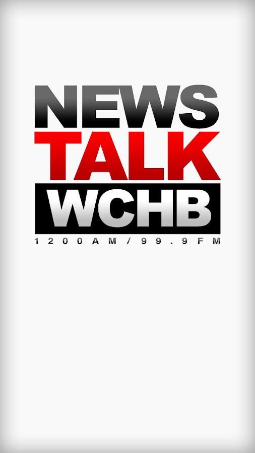 NewsTalk 1200 & 99.9 FM WCHB - screenshot