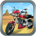 Desert Motor Bike icon