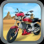 Desert Motor Bike