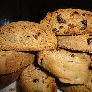 Biscotti With Cinnamon And Cloves..