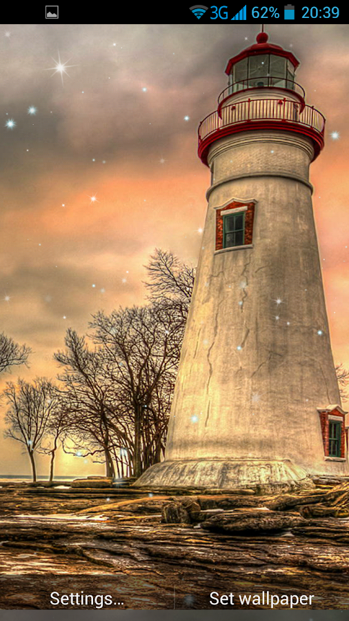Lighthouse live wallpaper android apps on google play - Lighthouse live wallpaper ...