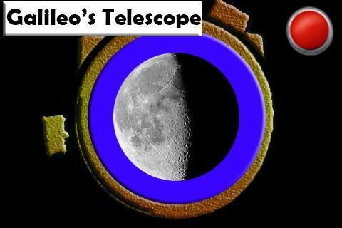 Telescope Galileo style