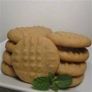 Make Ahead Peanut Butter Cookies.