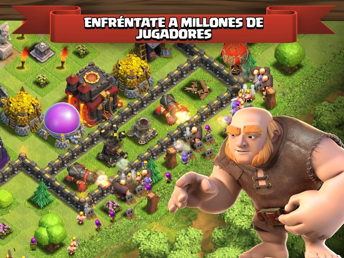 Clash of Clans- screenshot