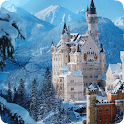 Winter Castle Wallpapers HD logo