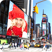 New York Billboard Frame