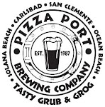 Logo of Pizza Port  Graveyards