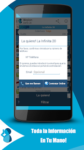 Weplan: Comparador & Control - screenshot thumbnail