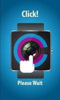 Screenshot of Camera Click for Smartwatch