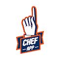 ChefApp Cardápio Digital icon