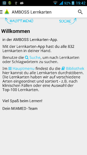 AMBOSS Bibliothek Beta-Version