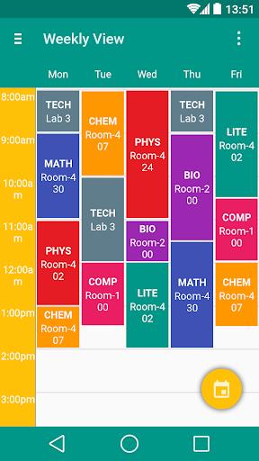 Classmate - Notepad Schedule