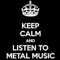 Metal RADIO icon