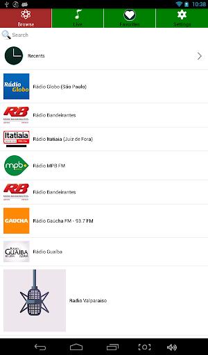 Sports Radio - Brazil