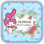 My Melody SweetFlowers