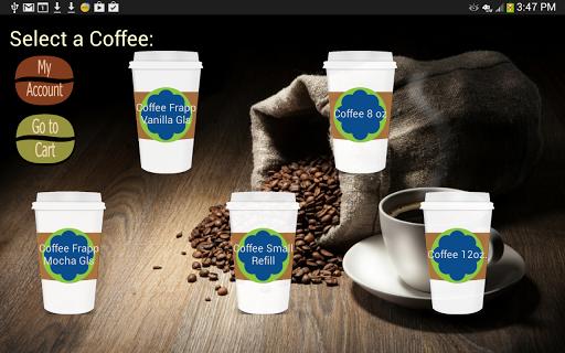 TSM Coffee Kiosk