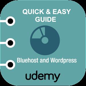 Learn Wordpress & Bluehost Icon