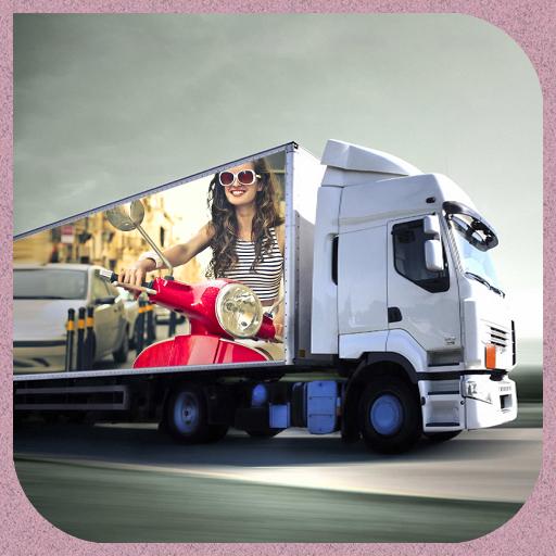 車輛相框 攝影 App LOGO-APP試玩
