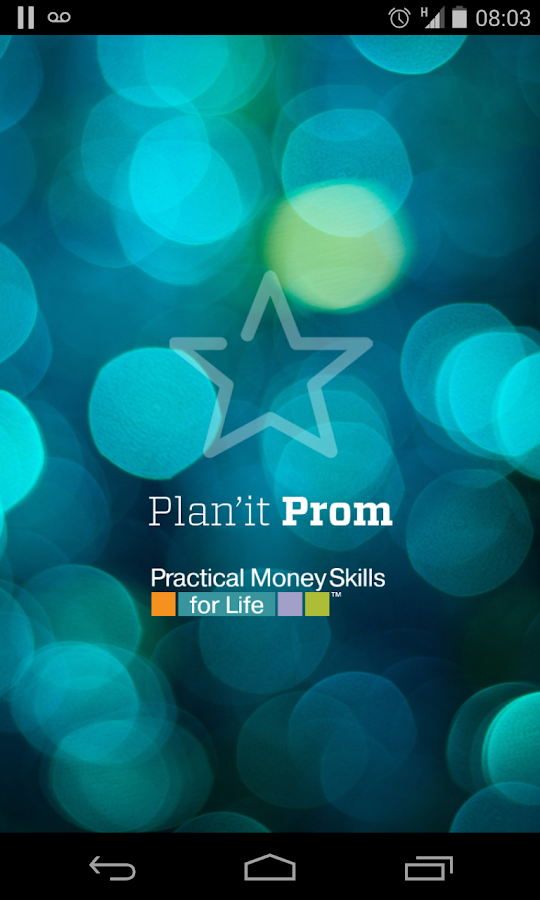 Plan'it Prom - screenshot