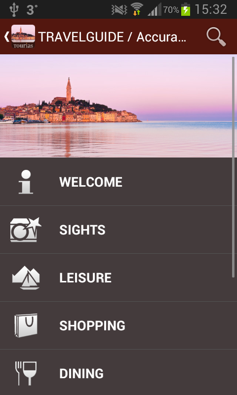 Istria Travel Guide - Tourias - screenshot