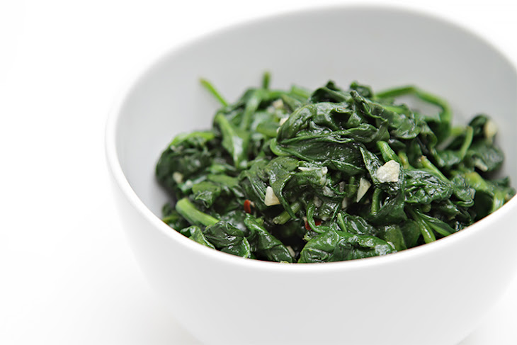 SautéEd Spinach Recipe