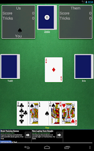 Euchre App For Iphone And Android