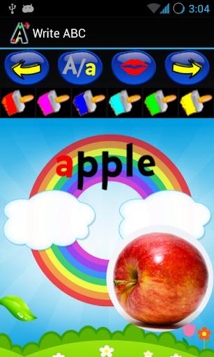 【免費教育App】Write ABC-APP點子
